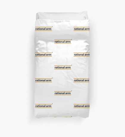 rational arm Duvet Cover