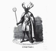 A Knight Templar Kids Clothes