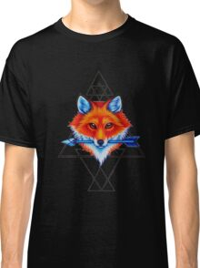 Geometry fox Classic T-Shirt
