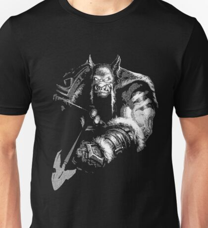I will hunt you down! Unisex T-Shirt