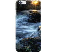 Euchan Falls iPhone Case/Skin
