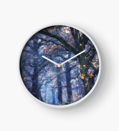 The Enchanted Forest ~ Portrait Clock