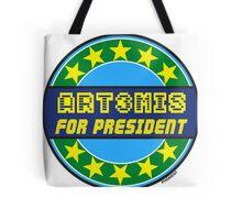 ART3MIS FOR PRESIDENT Tote Bag