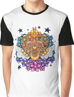 Mandala cluster colorfull drawing Graphic T-Shirt