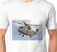 Royal Air Force AgustaWestland Merlin HC.3 helicopter Unisex T-Shirt