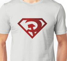 Superman hammer and sickle Unisex T-Shirt