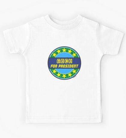 AECH FOR PRESIDENT Kids Tee