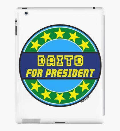 DAITO FOR PRESIDENT iPad Case/Skin