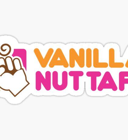 Vanilla Nut Taps Sticker