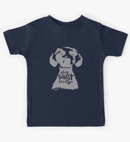 Grey Ghost Society : v2 Kids Tee