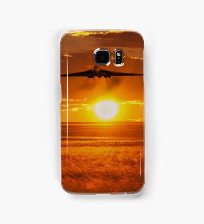 XH558 Bows Out Samsung Galaxy Case/Skin