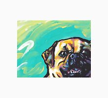 Puggle Dog Bright colorful pop dog art T-Shirt