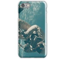 Vintage Nasa Astronaut Spacewalk iPhone Case/Skin
