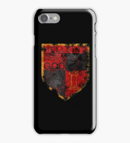 Hellsing symbol iPhone Case/Skin