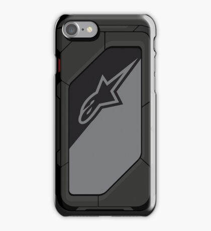 high tech Alpinestars case iPhone Case/Skin