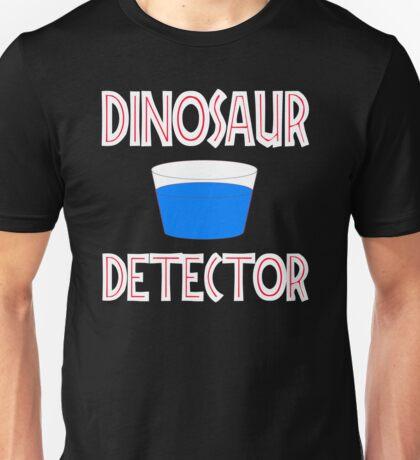 Dinosaur Detector - Jurassic Park Unisex T-Shirt