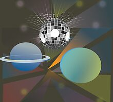 Galactic Disco by CulturalView