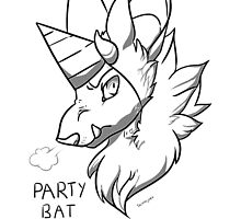 PARTY BAT by Technojara