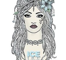 Ice Queen by Eugenia Hauss