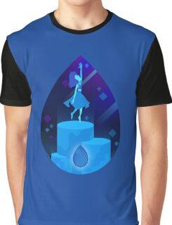 Steven Universe - Lapis Lazuli Graphic T-Shirt