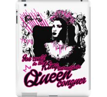 Queen Nicki  iPad Case/Skin