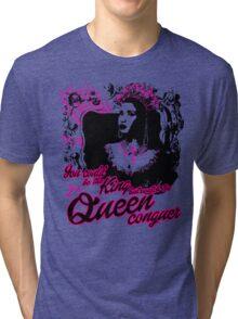 Queen Nicki  Tri-blend T-Shirt