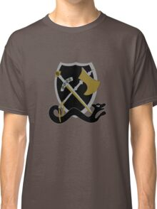 Shield bash design Classic T-Shirt