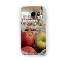 Autumn Apple Picking Samsung Galaxy Case/Skin