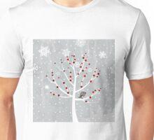 Winter tree2 Unisex T-Shirt