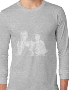 Patsy and Eddie Long Sleeve T-Shirt
