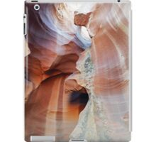 Entrance to canyon iPad Case/Skin