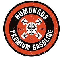 Humungus Premium Gasoline by joefixit2