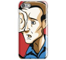 Time Travelers, Series 3 - T-1000 (Alternate) iPhone Case/Skin