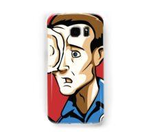 Time Travelers, Series 3 - T-1000 (Alternate) Samsung Galaxy Case/Skin