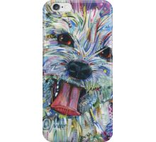 Westie mix iPhone Case/Skin