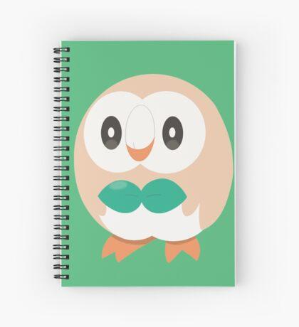 rowlet cutie! Spiral Notebook