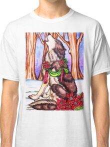 Howl for the Holidays Classic T-Shirt