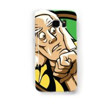 Time Travelers, Series 1 - Doc Brown (Alternate) Samsung Galaxy Case/Skin