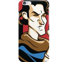 Time Travelers, Series 1 - Ash Williams (Alternate) iPhone Case/Skin