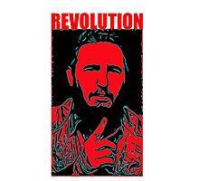 Fidel Castro art Photographic Print