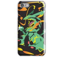 Delta Dragon Circle iPhone Case/Skin