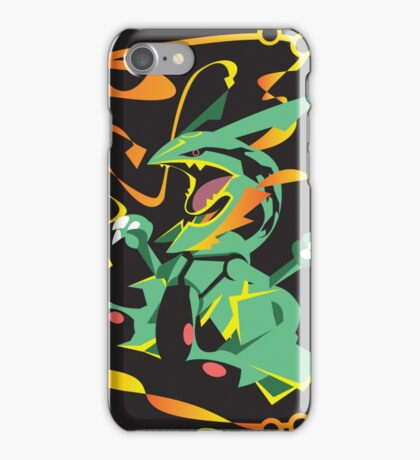 Delta Dragon Circle iPhone Case/Skin