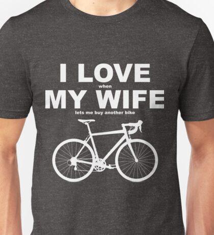 I LOVE MY WIFE* Unisex T-Shirt