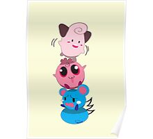 Fairy Babies Poster