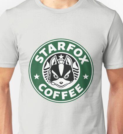 New Starfox Coffee Unisex T-Shirt