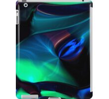 Spacetime Flow V iPad Case/Skin