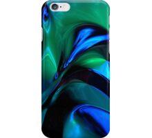 Spacetime Flow III iPhone Case/Skin