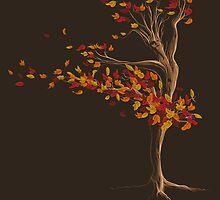 Autumn Dancer by kellabell9