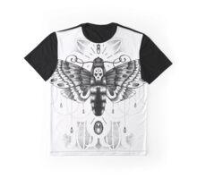 Death's-head Hawkmoth Graphic T-Shirt