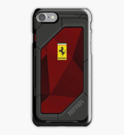 high tech Ferrari case iPhone Case/Skin